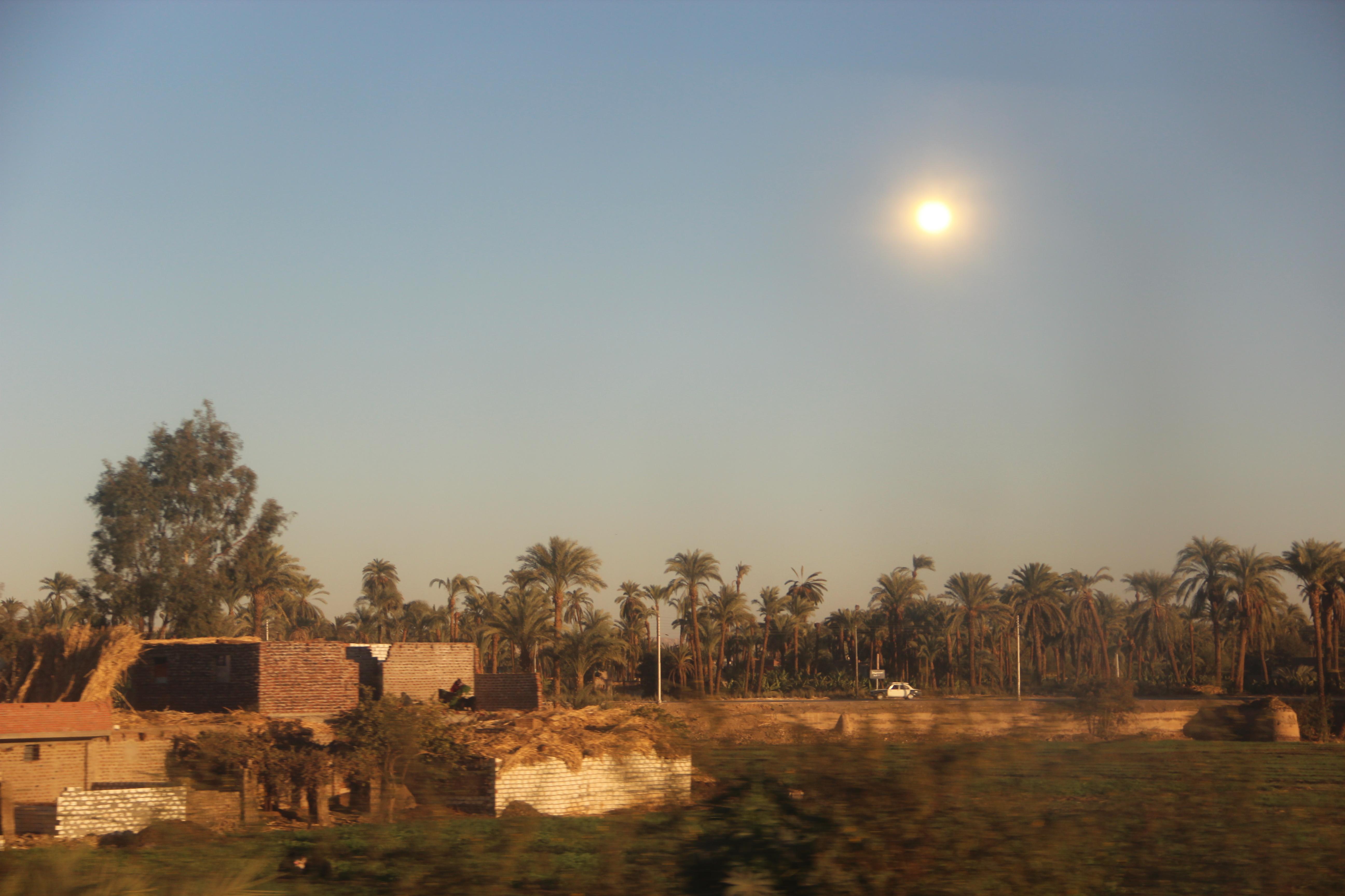 LookLex / Egypt / Sohag / The Red Monastery