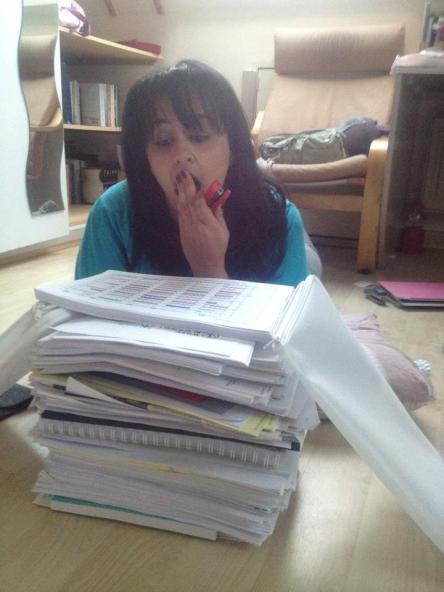study overload